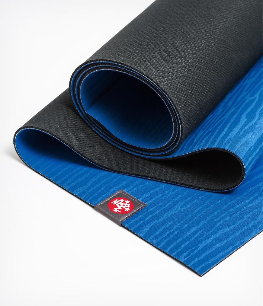 Manduka eKO Lite™ Mat 4 mm Truth Blue | YogaGuru.cz