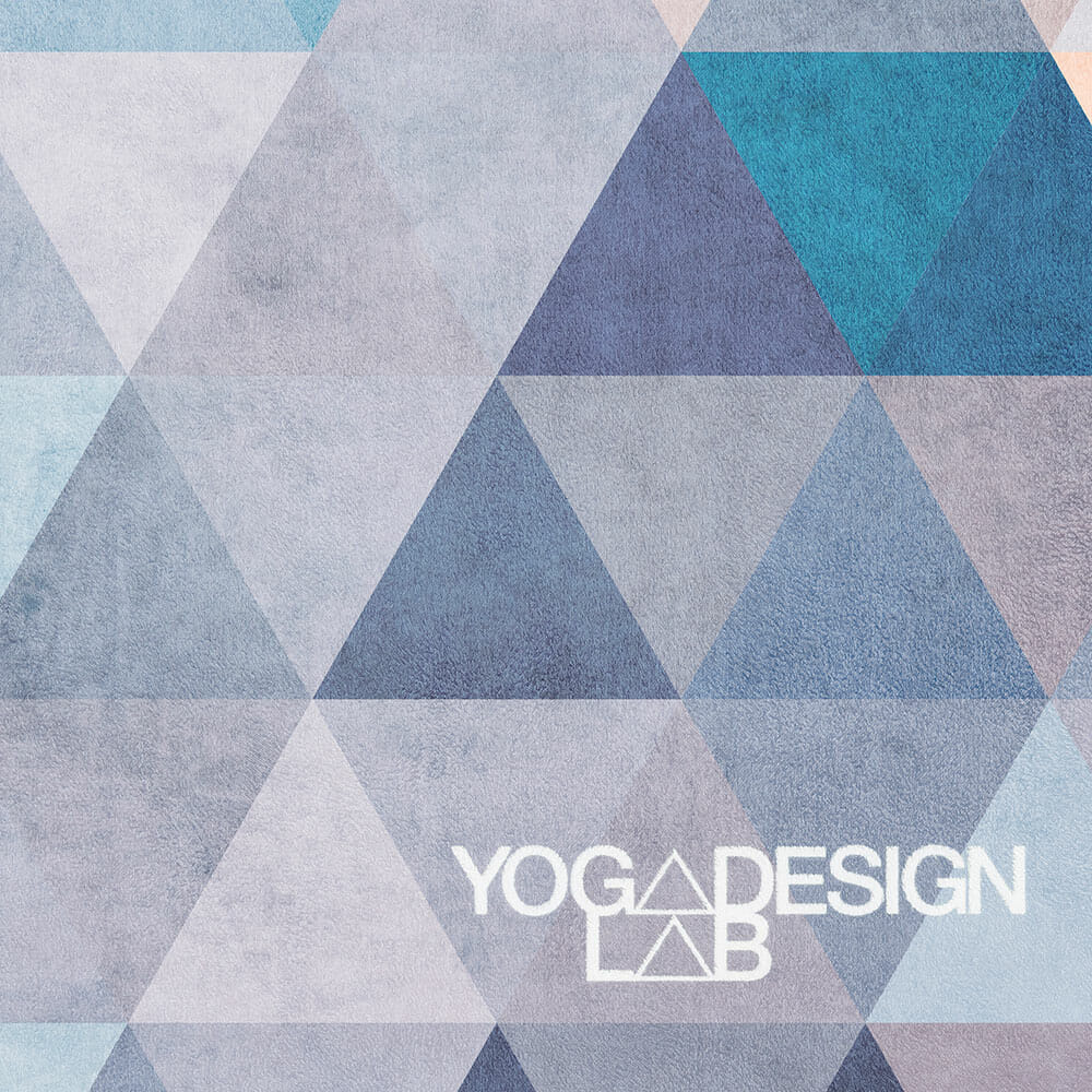 Yoga Design Lab Travel Mat Tribeca Flow