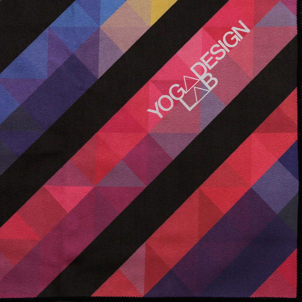 Yoga Design Lab Chevron Print Yoga Mat Towel Combo At: Yoga Design Lab Combo Mat Chevron Maya