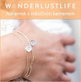 Náramky Wanderlustlife