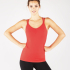 Manduka Cross Strap Cami Red