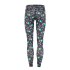 Mandala Printed Legging Tropical