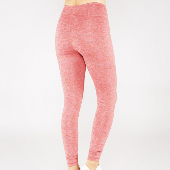 Manduka Essential Legging Red Blue Melange