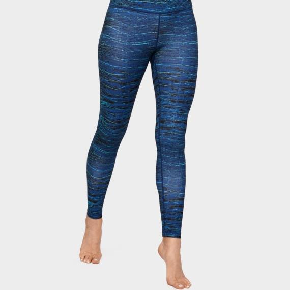 Dlouhé legíny Manduka Essential Legging Viper Print