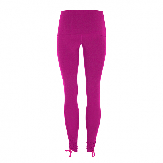 Dlouhé legíny Mandala Pro Tech Pants Purple