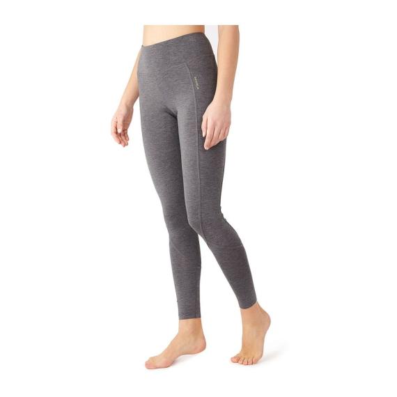 Mandala Performance Legging Grey Melange