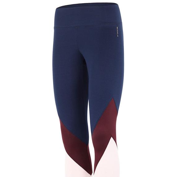 Mandala 3-Color Block Legging Original