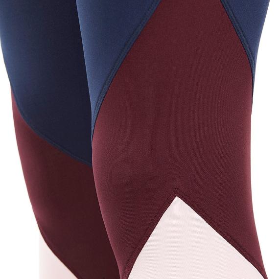 Dlouhé legíny Mandala 3-Color Block Legging Original