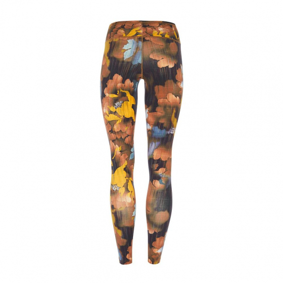 Mandala Printed Tencel Legging Canadian Autumn