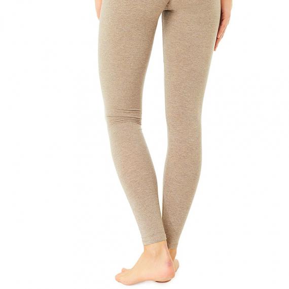 Dlouhé legíny High Rise Legging Silver Lining