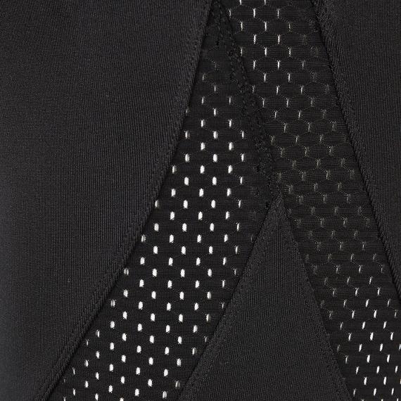 Dlouhé legíny Mandala Black Pants