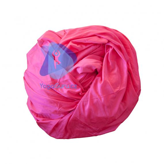 Síť na jógu růžová