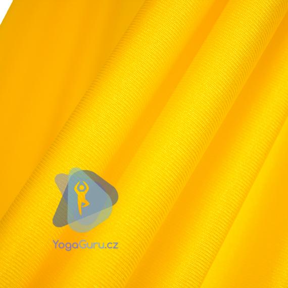 Síť na jógu žlutá