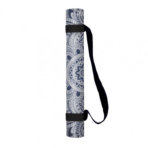 Yoga Design Lab Travel Mat 1,5 mm Mandala Sapphire
