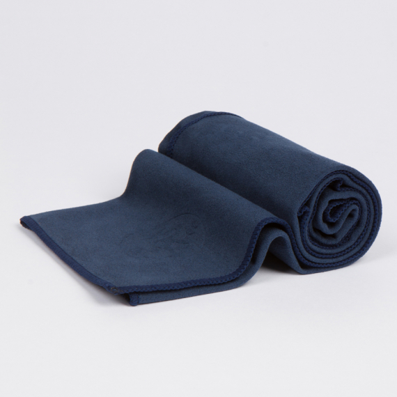 Manduka eQua® Hand Towel Midnight