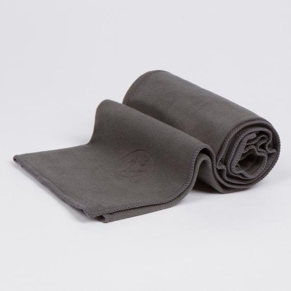 Malý jógový ručník Manduka eQua® Hand Towel Thunder