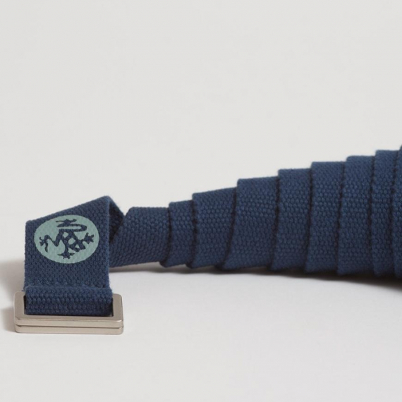 Manduka Unfold Yoga Strap Midnight