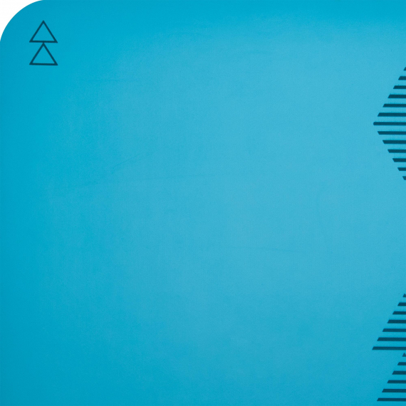 Yoga Design Lab Infinity Mat 5mm Tribal Aqua