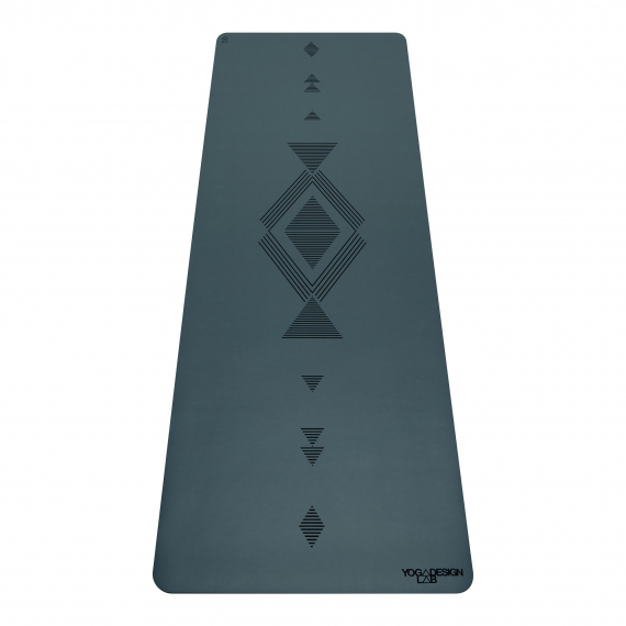 Yoga Design Lab Infinity Mat 5mm Tribal Charcoal