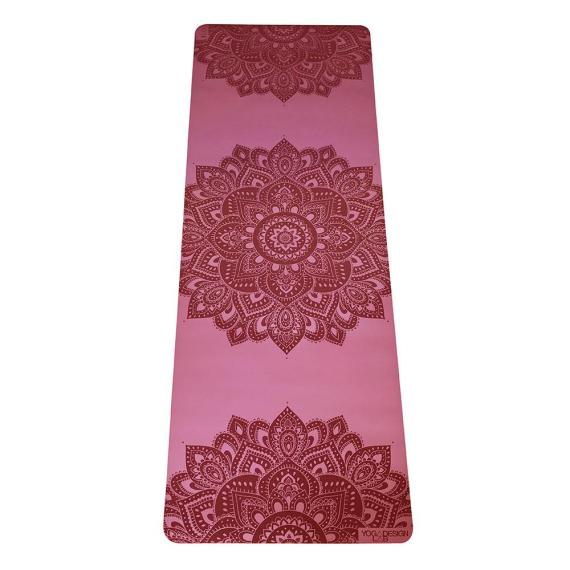 Yoga Design Lab Infinity Mat 3mm Mandala Rose