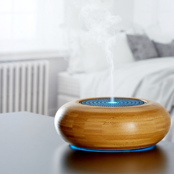 Ultrasonický aroma difuzér madebyzen Arran