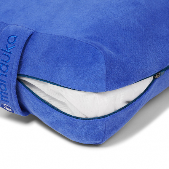 Polštář na jógu Manduka Enlight™ Rectangular Bolster Surf