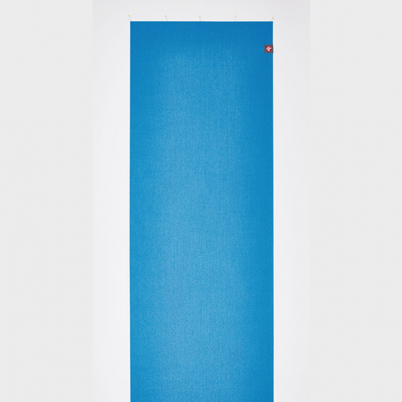 Manduka eKO SuperLite® Travel Mat Dresden Blue