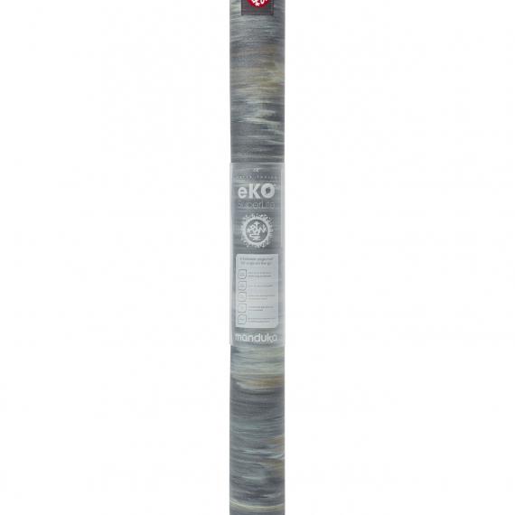 Cestovní jogamatka Manduka eKO SuperLite® Travel Mat Thunder Marbled