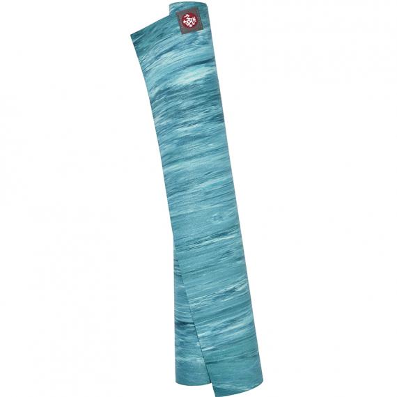 Manduka eKO SuperLite™ Travel Mat Bondi Blue Marbled