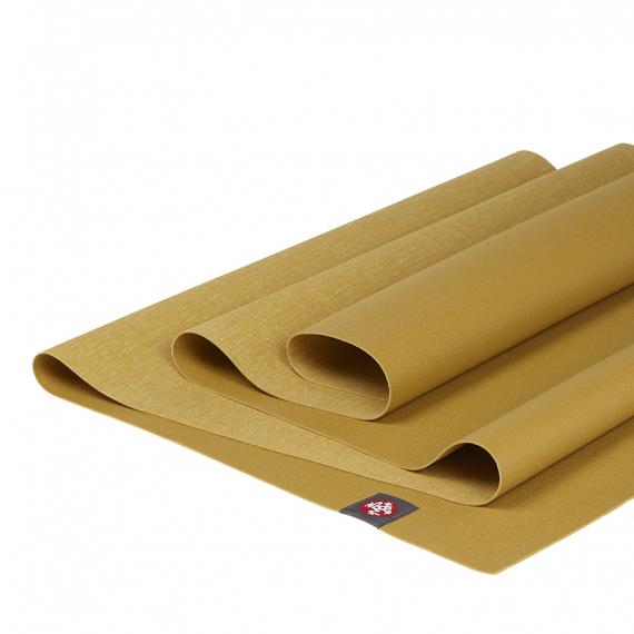 Cestovní jógamatka Manduka eKO SuperLite® Travel Mat Gold 180 cm
