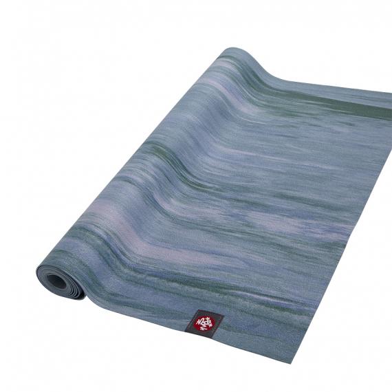 Cestovní jógamatka Manduka eKO SuperLite® Travel Mat Lavender Marbled 180 cm