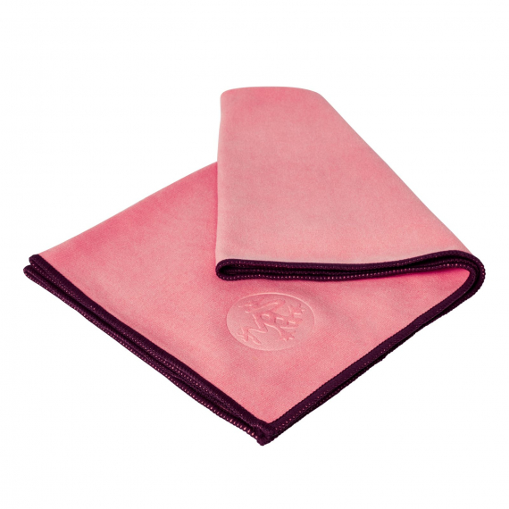 Manduka eQua® Hand Towel Desert Flower