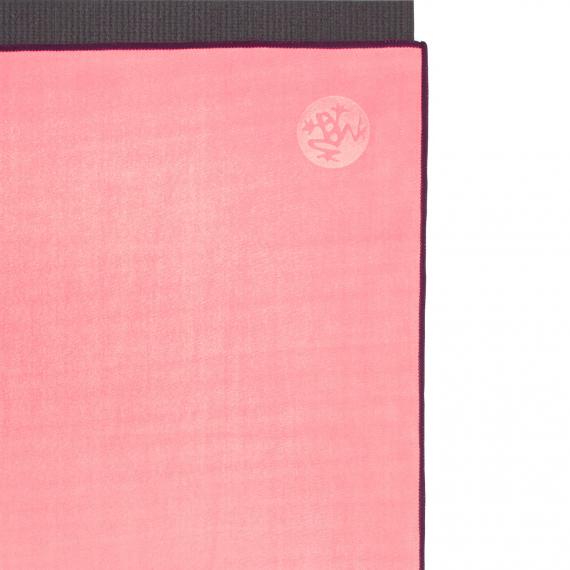 Malý jógový ručník Manduka eQua® Hand Towel Desert Flower
