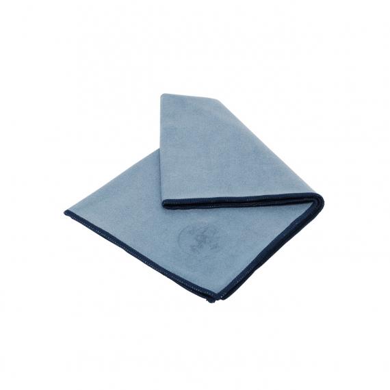 Malý jógový ručník Manduka eQua® Hand Storm