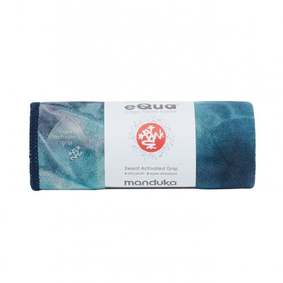 Manduka eQua® Hand Towel Storm HD