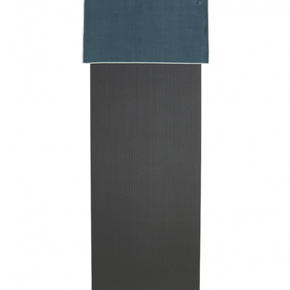 Malý jógový ručník Manduka eQua® Hand Towel Sage