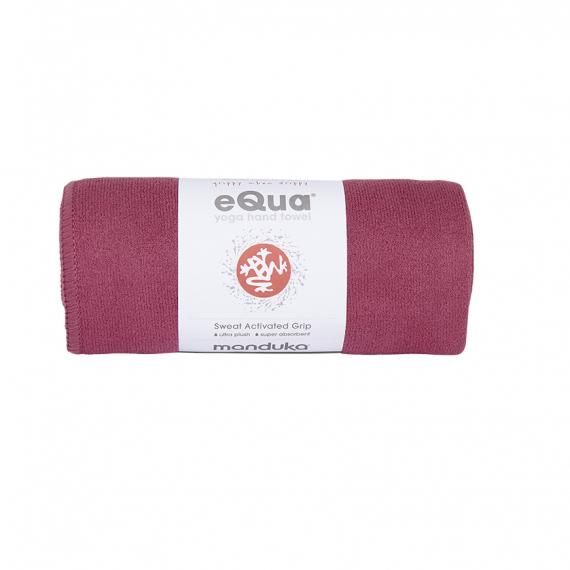 Malý jógový ručník Manduka eQua® Hand Towel Majesty