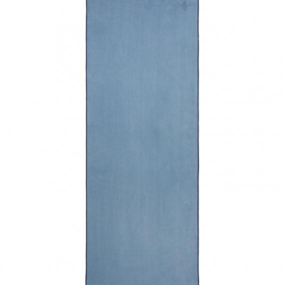 Velký jógový ručník Manduka eQua® Mat Towel Storm