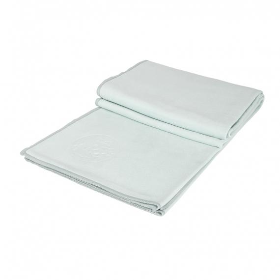 Velký jógový ručník Manduka eQua® Mat Towel Sea Foam
