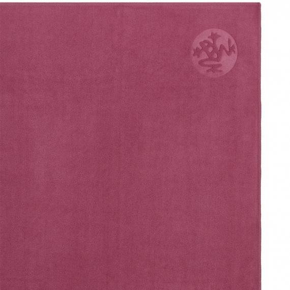 Velký jógový ručník Manduka eQua® Mat Towel Majesty