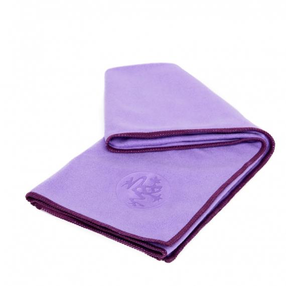 Manduka eQua® Hand Towel Perennial