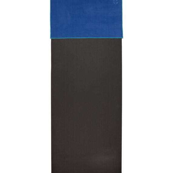 Malý jógový ručník Manduka eQua® Hand Towel Pacific Blue