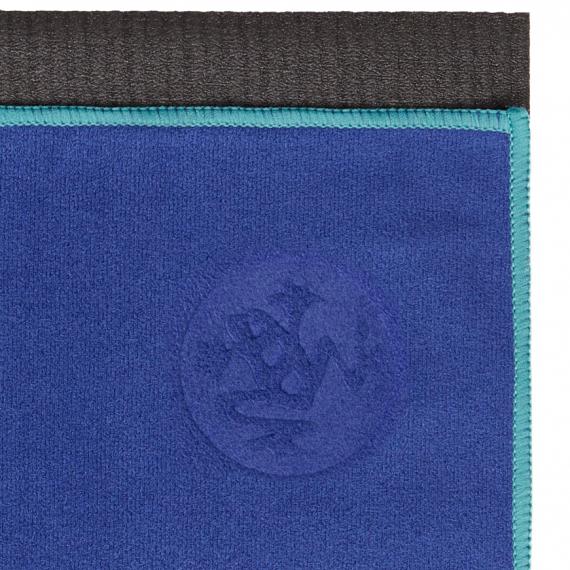 Malý jógový ručník Manduka eQua® Hand Towel New Moon