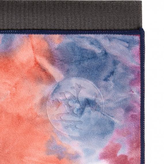 Manduka eQua® Hand Towel Ammonite