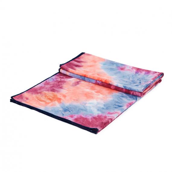 Manduka eQua® Mat Towel Ammonite
