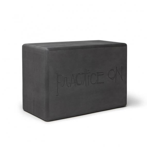 Bloček na jógu Manduka Foam Block Thunder