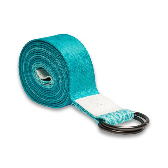 Yoga Design Lab Strap Mandala Turquoise