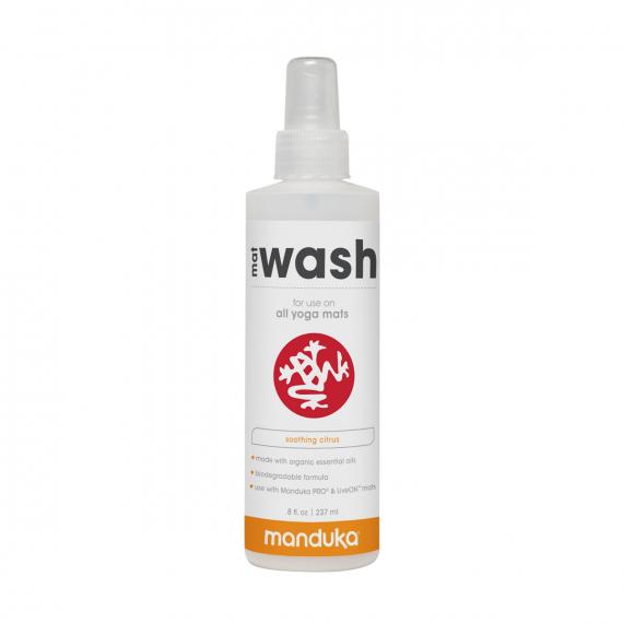 Manduka Mat Wash Spray Citrus
