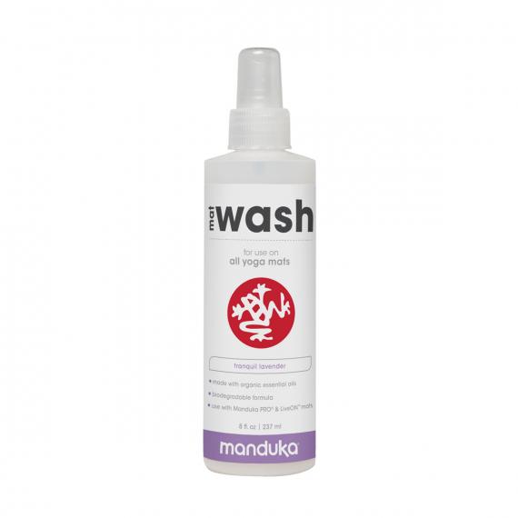 Manduka Mat Wash Spray Lavender