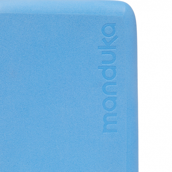 Cestovní minibloček Manduka Mini Travel Foam Block Surf